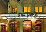 Hôtel Barcelone - Hotel Nouvel-4