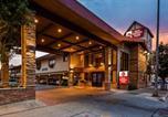 Hôtel Billings - Best Western Plus Clocktower Inn