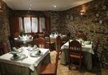 Hôtel Sarria - Benaxo - Casa de Turismo Rural-4
