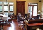 Hôtel Naalehu - Elegant Pohaku House-2