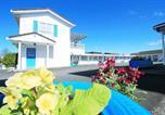 Hôtel Rotorua - Golden Glow Motel-1