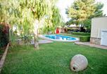 Location vacances Xylokastro - Private pool villa with view at Corinthian bay-4