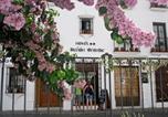 Hôtel Montellano - Hotel Peñón Grande-2