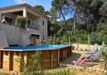 Location vacances Pertuis - Maison d'hôtes les Jardinettes en Luberon-4