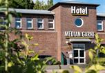 Location vacances Derenburg - Median Hotel Garni-1