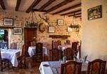 Hôtel Creuse - Hotel restaurant du thaurion-4