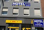 Hôtel Mönchengladbach - Hotel Europa-1