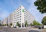 Hôtel Cités du modernisme de Berlin - Holiday Inn Berlin City East Side-1