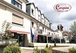 Hôtel Aubange - Hotel Carpini