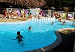 Camping avec Piscine couverte / chauffée Ruoms - Sun Camping-2