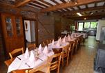 Location vacances Wellin - Vintage Holiday Home in Beauraing with Recreation Room-4