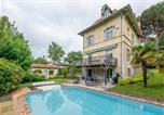 Location vacances Bassin d'Arcachon - Belle villa XIXe avec piscine, Arcachon