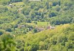 Location vacances Camporgiano - Mozzanella Holiday Home in Garfagnana-4