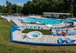 Camping avec Club enfants / Top famille Limousin - Camping Les Aubazines-1