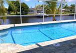 Location vacances Cape Coral - Villa Rosa & Lucia-2