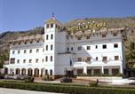 Hôtel Villanueva de Tapia - La Sierra-1