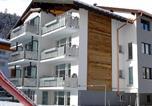 Location vacances Saas-Almagell - Appartement Amici-4