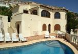 Location vacances Benitachell - Villa Christiane-2