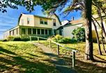 Location vacances Scarborough - Maine Beach Vacation Home Oceanfront Home-15 Acre- Private Path To Sandy Beach-Gorgeous Views-2