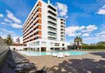 Hôtel Ayamonte - Alcazar Hotel & Spa-1