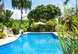 Hôtel Puerto Viejo - Casa Verde Lodge-2