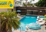 Hôtel Ensenada - Hotel Villa Fontana Inn-4