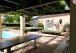 Location vacances  Lot et Garonne - Sainte-Colombe-de-Duras Villa Sleeps 6 Pool Wifi-4