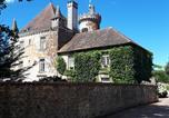 Camping avec Piscine Eymouthiers - Château Le Verdoyer-4