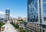 Hôtel Kiev - Kyiv Panorama Apartments near Gulliver-1