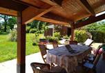 Location vacances Thodure - Maison tout confort, espace vert - piscine - terrasse et bureau télétravail-3