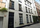 Hôtel Complexe Maison-Ateliers-Musée Plantin-Moretus  - B&B Maryline-1