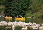 Camping avec Piscine couverte / chauffée Huanne-Montmartin - Huttopia La Plage Blanche-4