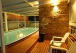 Location vacances Pinamar - Mykonos Departamentos Pinamar-4
