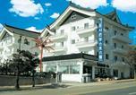 Hôtel Gyeongju - Fourseason Youth Hostel-1