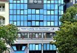 Hôtel Cités du modernisme de Berlin - Hotel Ludwig van Beethoven-1