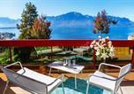 Location vacances Corseaux - Studio with Lake View-1