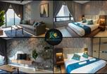 Location vacances Singapore River - Suasana Suites by Rentradise, Johor Bahru-1