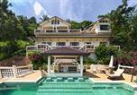 Villages vacances Lipa Noi - Jungle Emerald Rock Luxury Villa-1