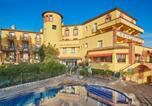 Hôtel 4 étoiles Mandelieu-la-Napoule - Ermitage de l'Oasis - Cannes Mandelieu-1