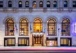 Hôtel Philadelphie - Aloft Philadelphia Downtown-1