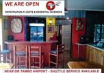 Hôtel Afrique du Sud - Backpackers Connection @ Jnb Airport-1
