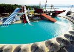 Camping Croatie - Camping Solaris Beach Resort