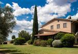 Location vacances Manciano - Agriturismo Quercia Rossa Rural House-4
