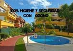 Location vacances  Huelva - Ayamonte - Apartamentos Marina-1