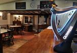 Hôtel Newbury - The Ibex Inn-3
