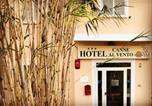 Hôtel îles Lavezzi - Hotel Canne al Vento