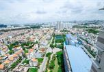 Location vacances  Vietnam - Sunrise City 1 Bed Room-2