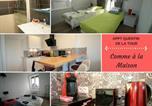Location vacances Caulaincourt - Comme à la Maison - De La Tour-1