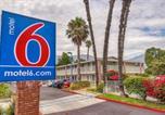 Hôtel Pasadena - Motel 6 Los Angeles - Arcadia/Pasadena-1