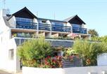 Hôtel Ile-d'Houat - L'Oasis Bretonne-1